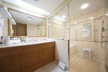 HOTEL NIKKO PRINCESS KYOTO Bathroom