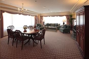 HOTEL NIKKO PRINCESS KYOTO Living Area