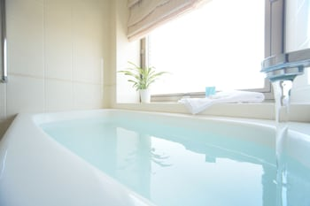 HOTEL NIKKO PRINCESS KYOTO Deep Soaking Bathtub
