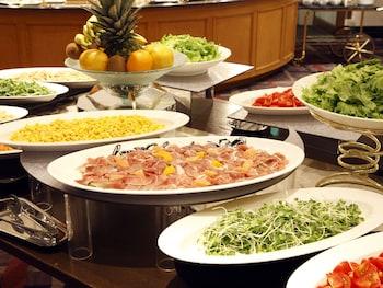 HOTEL NIKKO PRINCESS KYOTO Breakfast Area