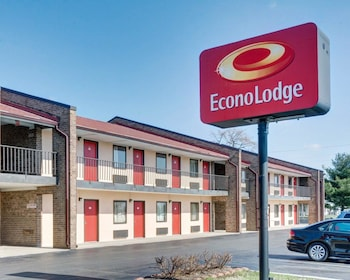 Hotel - Econo Lodge Laurel Racetrack