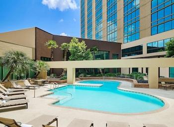 聖安東尼奧機場北極星購物中心希爾頓飯店 Hilton San Antonio Airport - Northstar