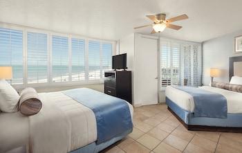 Suite, Balcony, Beachside