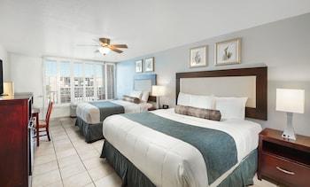 Standard Room, Balcony, Partial Ocean View