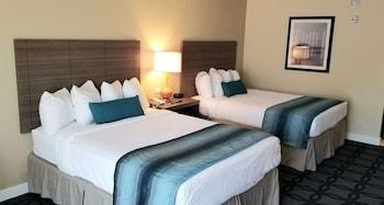Standard Room, 2 Queen Beds, Accessible, Patio