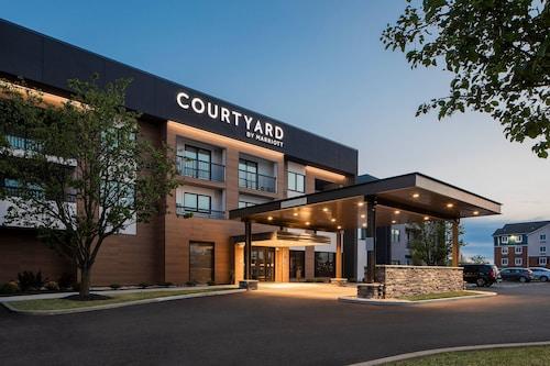 . Courtyard by Marriott Cincinnati Airport South/Florence