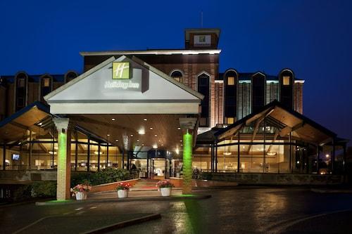 Bolton - Holiday Inn Bolton Centre - z Warszawy, 3 kwietnia 2021, 3 noce