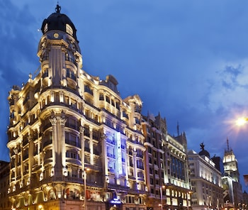 Book Hotel Atlantico Madrid in Madrid.
