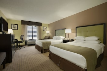 Guestroom at Days Inn by Wyndham Baltimore Inner Harbor in Baltimore