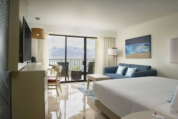 Panoramic Room, 1 King Bed, Balcony, Ocean View