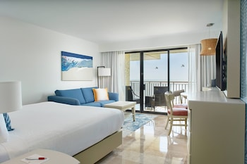 Room, 1 King Bed, Balcony, Ocean View