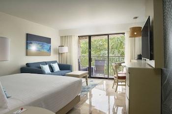 Room, 1 King Bed, Balcony, Garden View