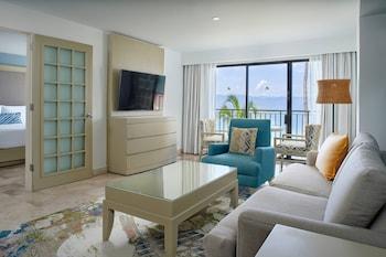 Executive Suite, 1 Bedroom, Balcony, Oceanfront
