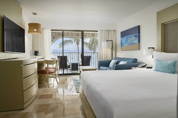 Room, 1 King Bed, Balcony, View