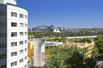 雪梨帕茲角假日飯店 Holiday Inn Potts Point Sydney