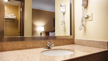 Best Western Monticello - Bathroom  - #0