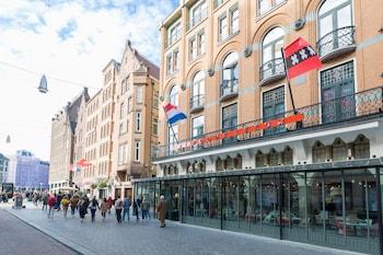 Hotel - Hotel Amsterdam - De Roode Leeuw