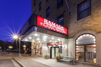 Hotel - Ramada Plaza by Wyndham Sault Ste. Marie Ojibway