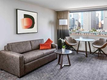 Executive Suite, 2 Double Beds, Harbor View