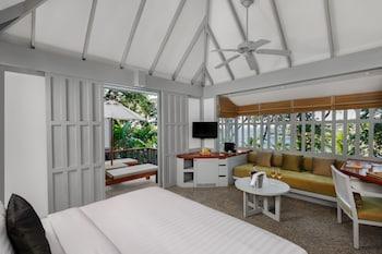 1 BR Deluxe Cottage (Ocean View)