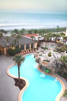 傑克遜維爾海灘濱海歡朋飯店 Hampton Inn Jacksonville Beach/Oceanfront