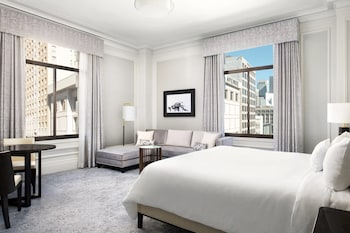 Book The Westin St Francis on Union Square in San Francisco.