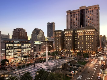 舊金山聯合廣場威斯汀聖弗朗西斯飯店 The Westin St. Francis San Francisco on Union Square