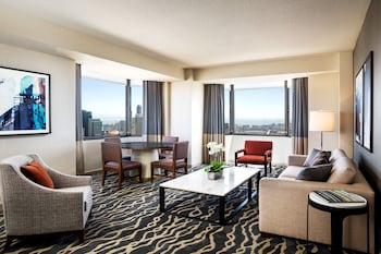 Suite, 1 Bedroom, City View (1 Bedroom Larger Suite)