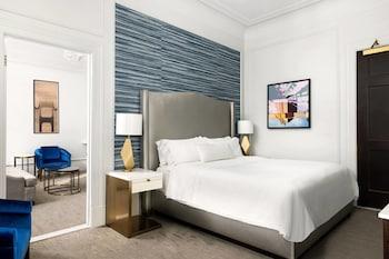 Executive Suite, 1 Bedroom (1 Bedroom Executive Suite, Landmark)