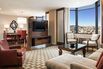 Suite, 1 Bedroom, Bay View (Golden Gate Suite)