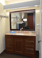 Double Room, 2 Double Beds, Smoking at Days Inn & Suites by Wyndham Orlando Airport in Orlando