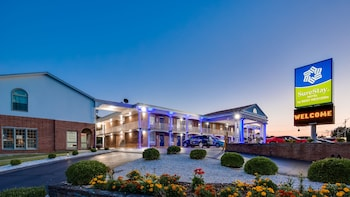 Hotel - SureStay Hotel by Best Western Bardstown General Nelson