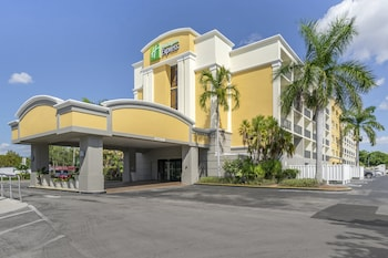 珊瑚角邁爾斯堡假日飯店 Holiday Inn Express Cape Coral-Fort Myers Area