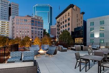 沃斯堡市中心會議中心萬豪套房費爾菲爾德飯店 Fairfield Inn & Suites Fort Worth Downtown/Convention Center
