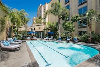 洛杉磯科默斯希爾頓逸林飯店 DoubleTree by Hilton Los Angeles - Commerce