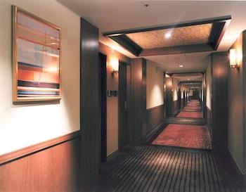 MIYAKO HOTEL KYOTO HACHIJO (FORMER NEW MIYAKO HOTEL) Hallway