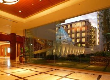 MIYAKO HOTEL KYOTO HACHIJO (FORMER NEW MIYAKO HOTEL) Property Entrance