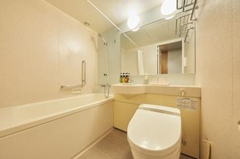 MIYAKO HOTEL KYOTO HACHIJO (FORMER NEW MIYAKO HOTEL) Bathroom