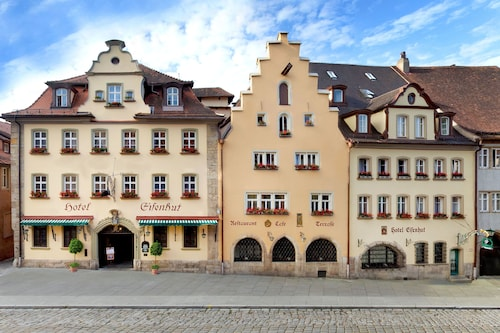 Hotel Eisenhut, Ansbach