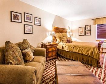 Suite, 1 Queen Bed