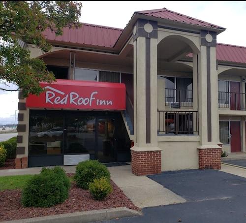 . Red Roof Inn Portsmouth - Wheelersburg