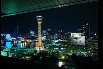スタンダードダブルルームウェストハーバービュー 禁煙 (16F-27F)|27㎡|ホテルオークラ神戸