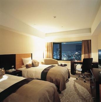 スタンダード ツインルーム (30-33F)|29㎡|ホテルオークラ神戸