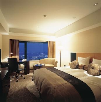 スタンダード ダブルルーム (30-33F)|27㎡|ホテルオークラ神戸