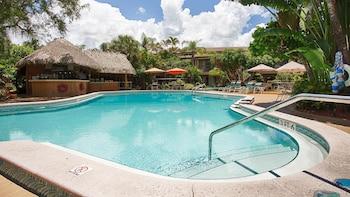 貝斯特韋斯特那不勒斯套房飯店 Best Western Naples Inn & Suites