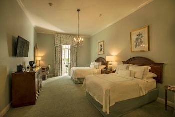 Superior Room, 2 Double Beds, Balcony