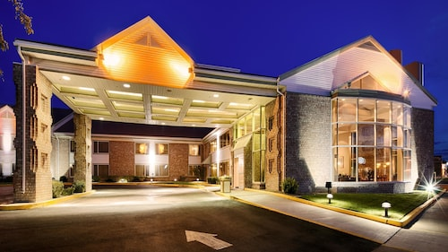 . Best Western Plus Gold Country Inn