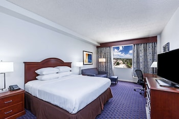 Deluxe Room, 1 King Bed, Accessible, Bathtub (Moblity & Hearing)