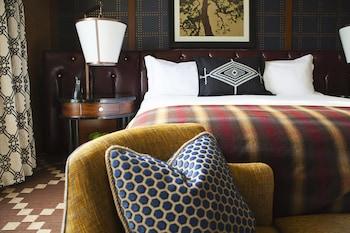 Deluxe Room, 1 King Bed (Courtyard)