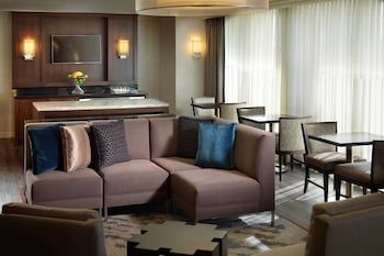 Concierge Room, Room, 2 Double Beds, City View, Tower